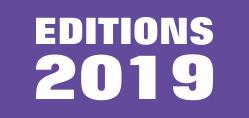 Editions 2019