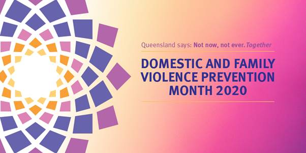 Domestic And Family Violence Prevention Month 2020