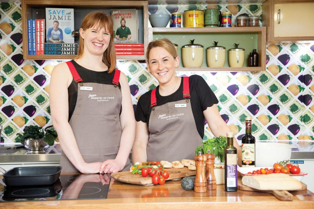 Jamie's Ministry Of Food - Food Trainers