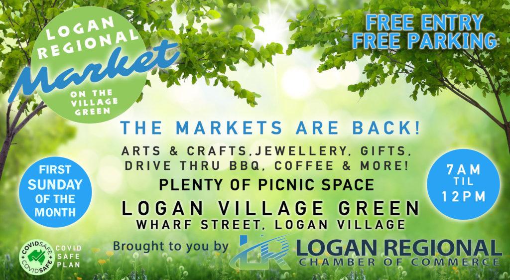Logan Regional 'Market On The Green'