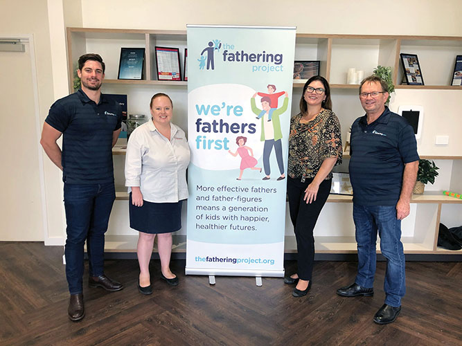 The Fathering Project With CEEC 2020