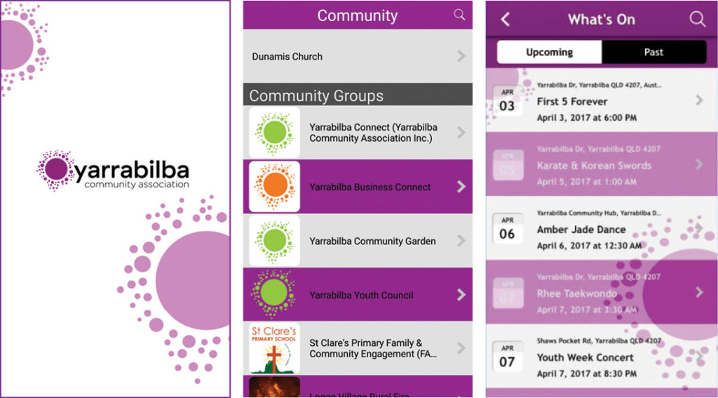 Yarrabilba Community Connect App