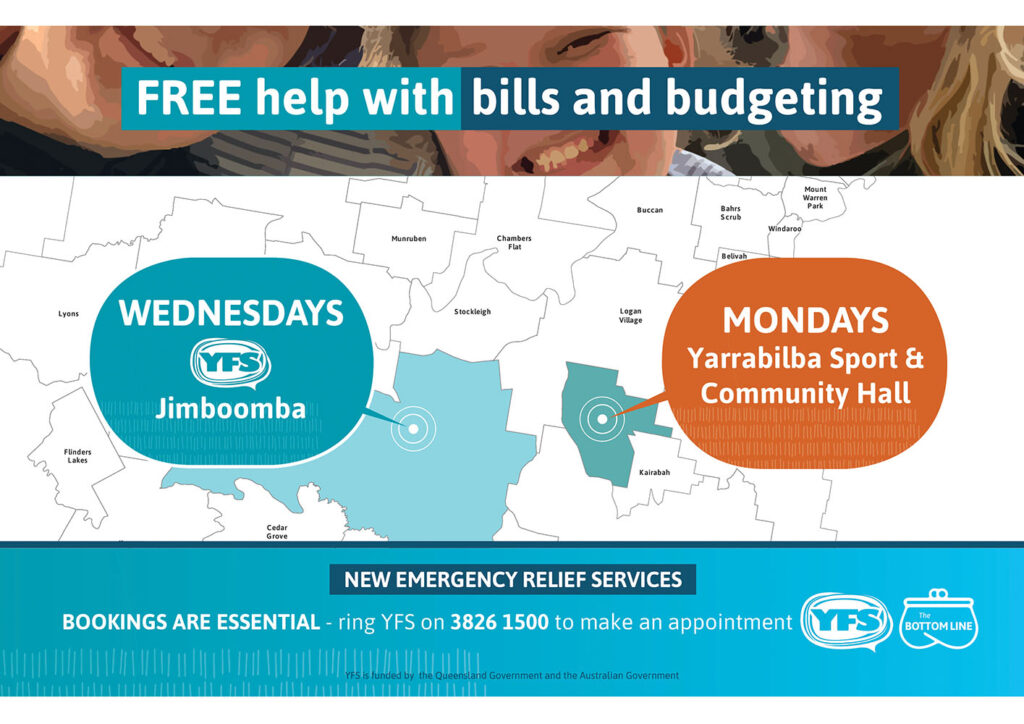 FREE help with bills budgeting