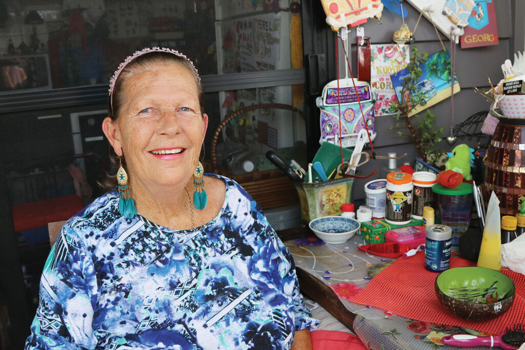 Yarrabilba Resident & 'Inspiring Person', Maxine