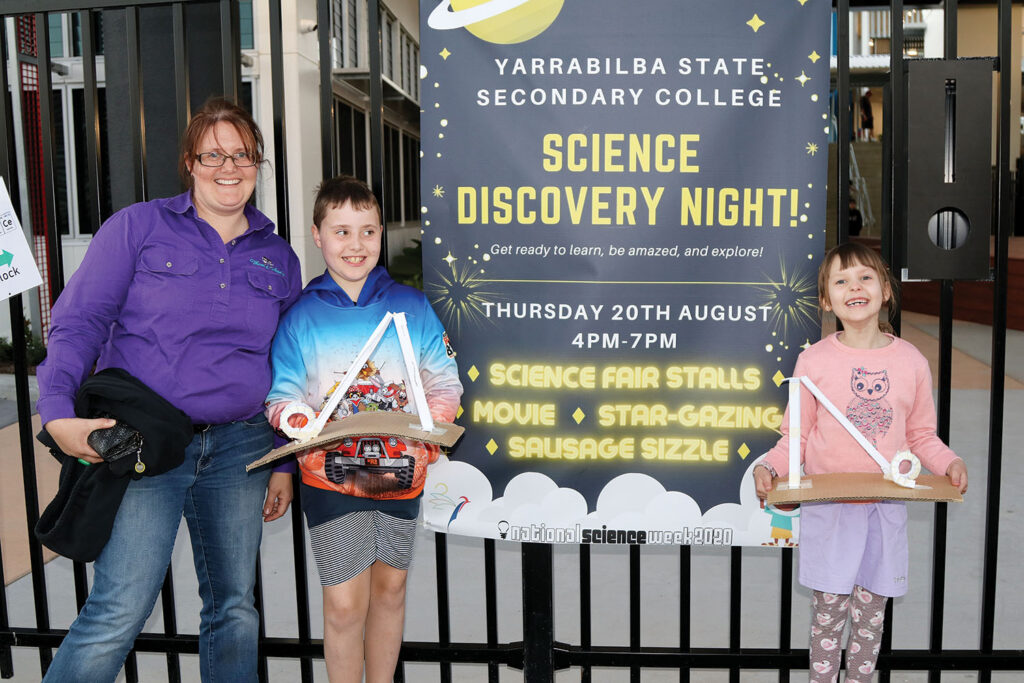 Science Discovery Night