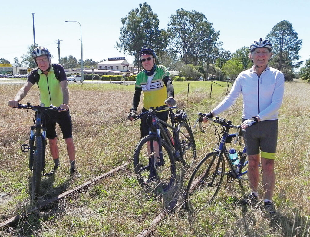 Bicycle Queensland Members