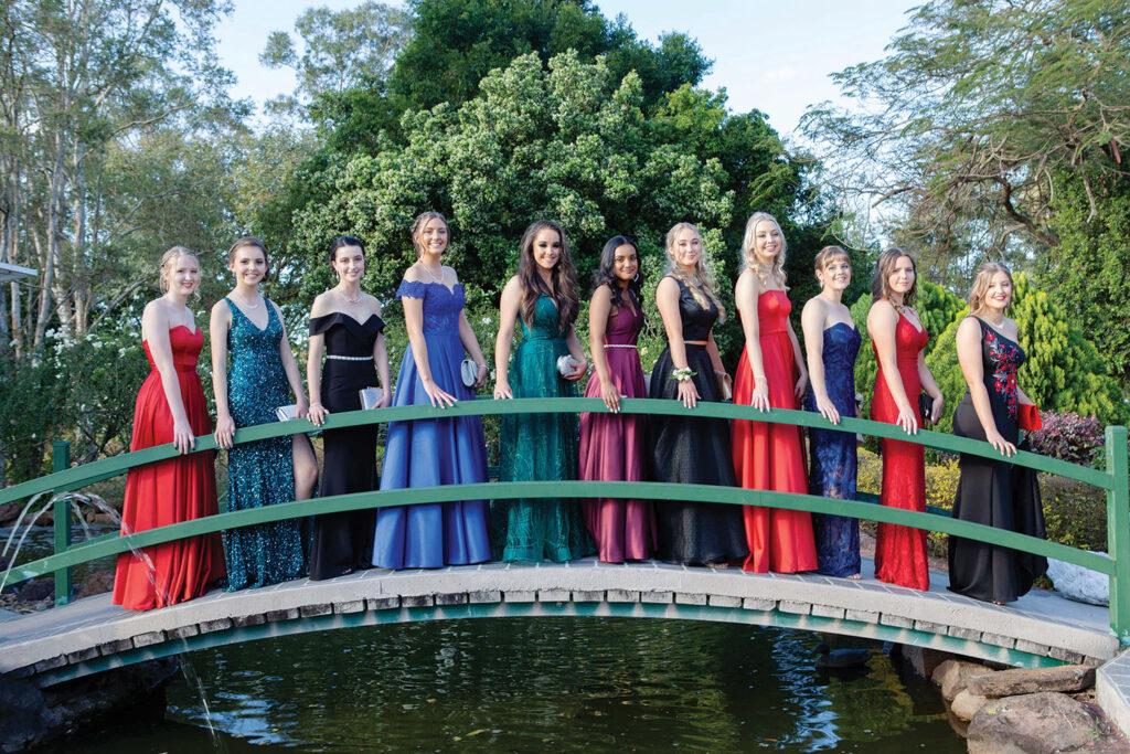 Canterbury College Year 12 Girls