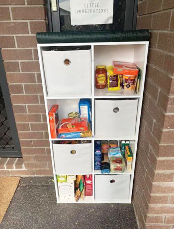 Little Imaginations Community Pantry