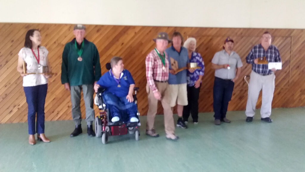 Logan's Annual Bush Poetry Event the 'Muddy River'