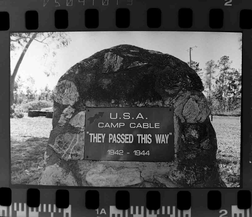 USA Camp Cable Memorial