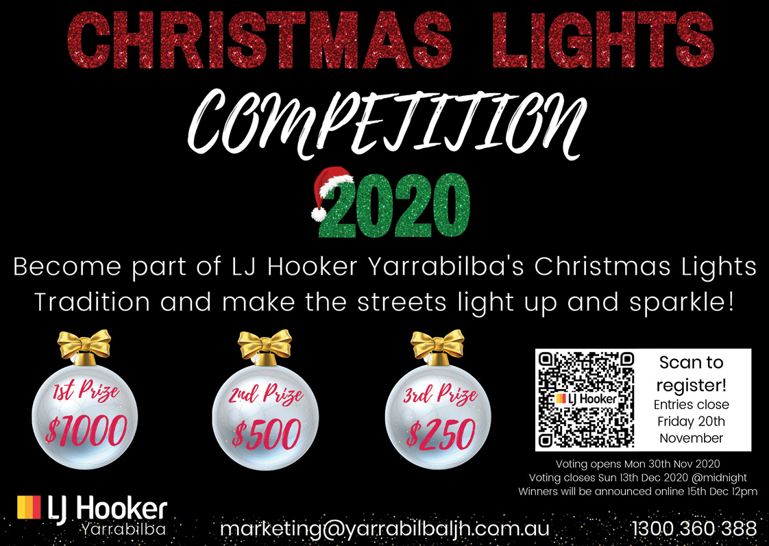 Christmas Lights Competition 2020