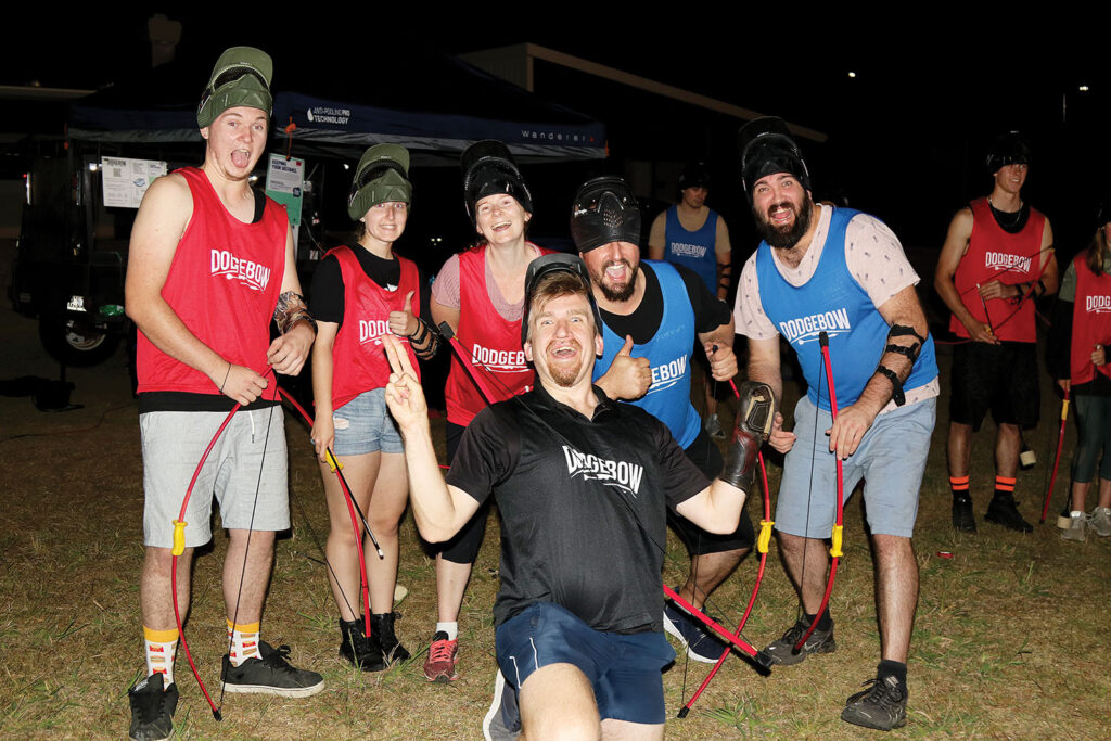 Dodgebow Launches Into Yarrabilba