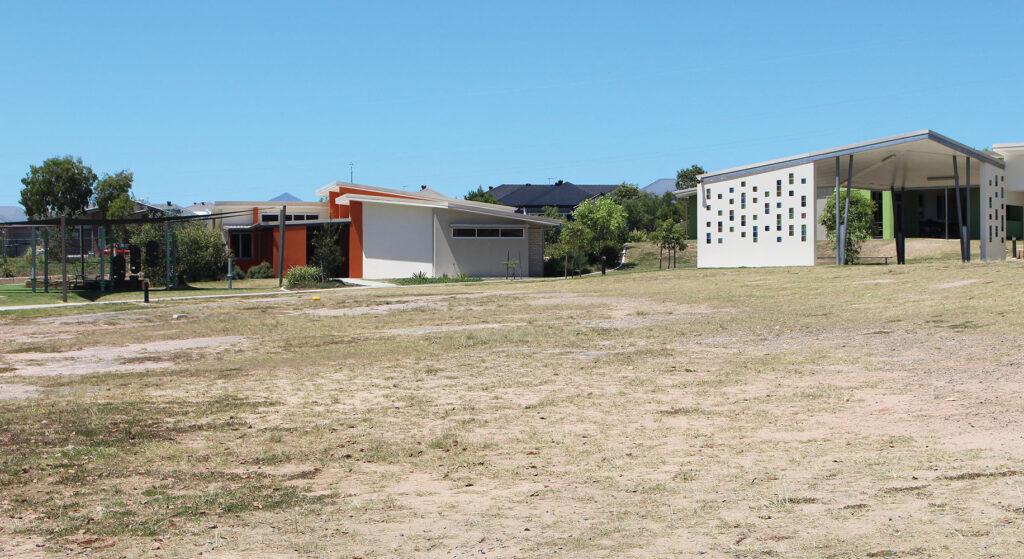 St Clares Building Site