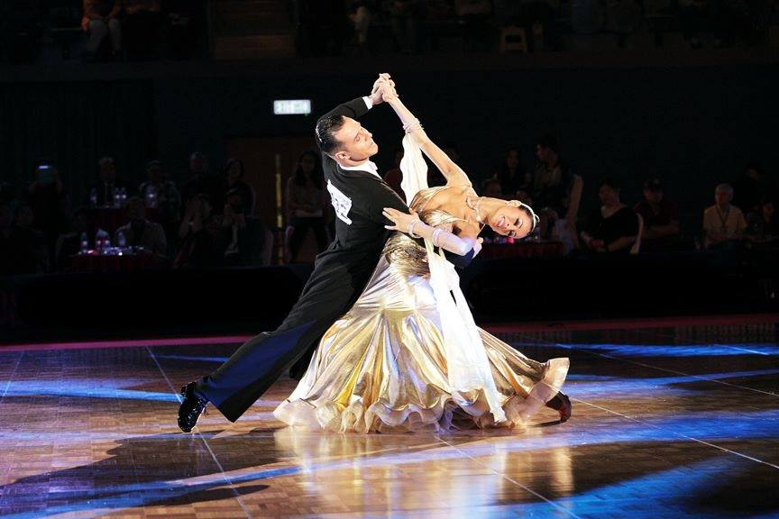 Crystal Classic Ballroom Dancing Competition