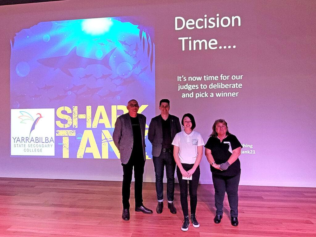 Shark Tank Mega Talent At YSSC