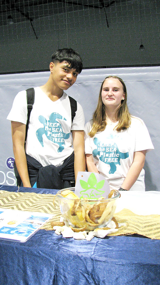Students Pitch At YSSC Shark Tank