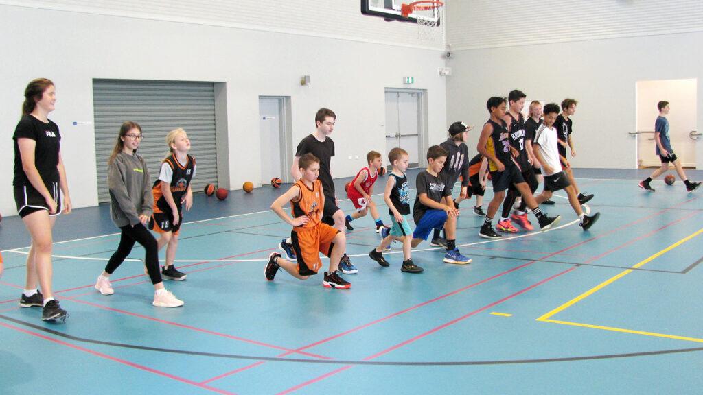 Yarrabilba Basketball Camp