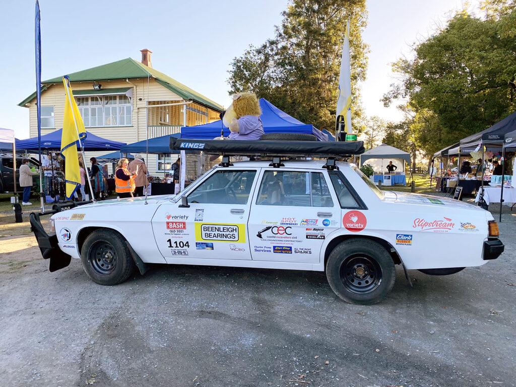 Variety Bash Fund Raising Car 1104