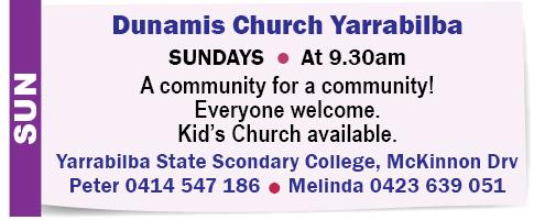 Dunamis Church Service